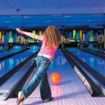 Bowling, have some fun while also exercising