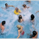 Swimming and Disease