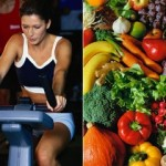 Combine Diet and Exercise to Drop Excess Pounds Fast!
