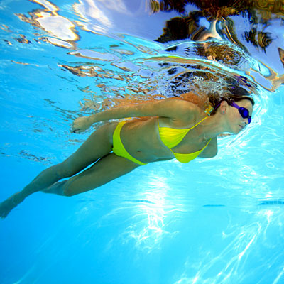 Health And Fitness Have You Tried Swimming To Lose Weight