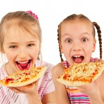 You Won't Believe the Scary Amount of Pizza Kids Eat as Their Daily Diet
